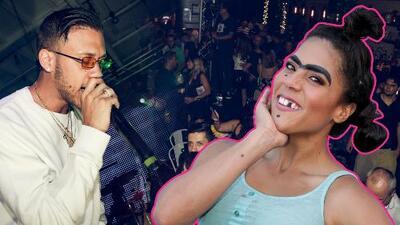 Así fue PJ Bash, la fiesta previa a Premios Juventud (en la que se coló Mela La Melaza 🤦)