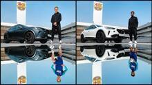 Jugadores del Barcelona estrenan autos Cupra