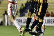 The Strongest empata de último minuto con River Plate en Copa Libertadores
