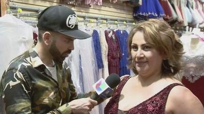 Jomari Goyso transforma a una abuela para la fiesta de quinceañera de su nieta