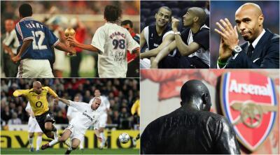 Las cosas que no sabías de Thierry Henry