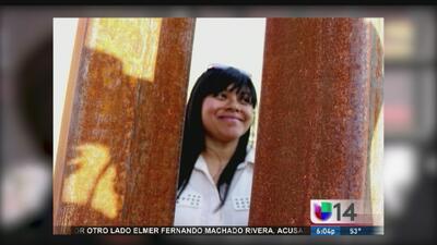 Niegan permiso migratorio a la joven activista Lizbeth Mateo
