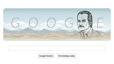 Google rinde homenaje a Carlos Fuentes