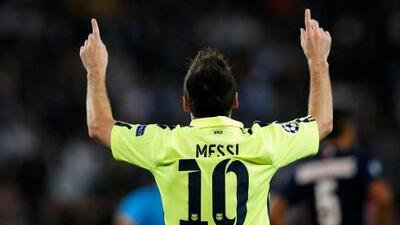 La LFP, dispuesta a homenajear a Messi cuando supere el récord de Zarra