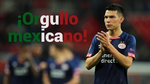 ¡Orgullo mexicano! Chucky fue elegido entre los 100 mejores futbolistas del mundo, según The Guardian