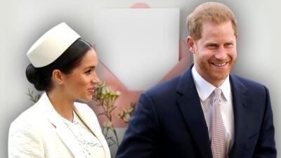 Así es como puedes felicitar a Meghan Markle y al príncipe Harry por el nacimiento de su bebé