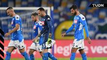 Roban casas a varios jugadores del Napoli