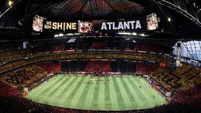 La gran final de la MLS Cup 2018 se jugara en el imponente Mercedes-Benz Stadium de Atlanta United