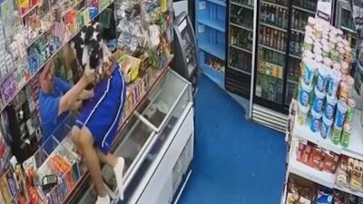Revelan nuevo video que muestra los momentos previos al crimen de Junior, el joven asesinado a machetazos en Nueva York