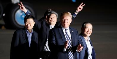 Trump anuncia que se reunirá con Kim Jong Un el 12 de junio en Singapur