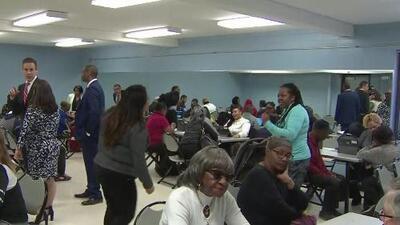 Afectados por el huracán Harvey en Houston podrán recibir ayudas económicas