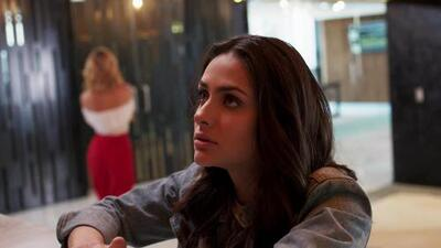 Adela se puso muy celosa al saber que Miguel mantiene una cercana relación con Jimena