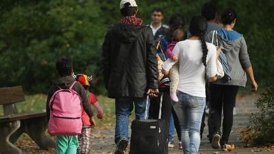 Un grupo de abogados en Tijuana representa gratuitamente a migrantes en busca de que sus casos de asilo sean exitosos