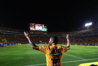 En fotos: Le sale barato al León y pierde por la mínima en Monterrey ante Tigres