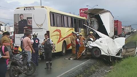 Luto en Costa Rica: Niña murió en un accidente de tráfico cuando regresaba de su graduación