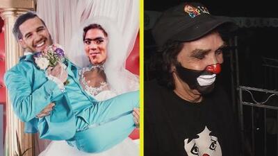 Momentazos de la semana: Mela se casó con el Chef y Cepillín aseguró que Juan Gabriel está vivo
