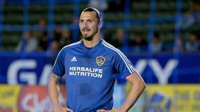 LA Galaxy espera contar con Zlatan Ibrahimovic para el partido ante Portland Timbers