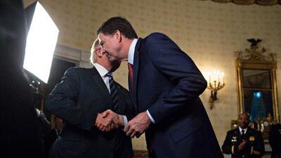 Memos de Comey: Trump puso en duda el buen juicio de su ex asesor de seguridad nacional