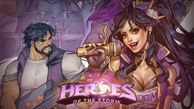 Blizzard publica el soundtrack no oficial de Heroes of the Storm