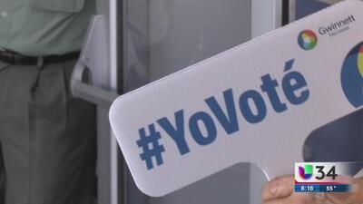 Inicia el periodo de elecciones primarias en Georgia
