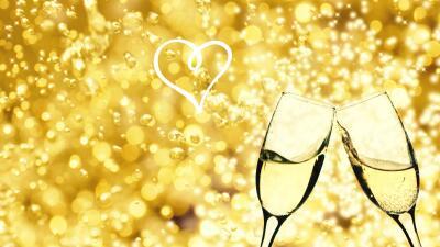 Alternativas para sustituir el champagne en tu boda, a un precio menos espumoso