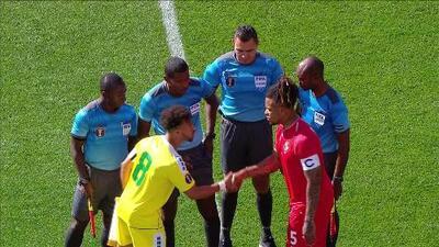 Guyana vs. Panamá