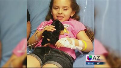 La pequeña Gianna sufre de rara enfermedad y necesita su ayuda