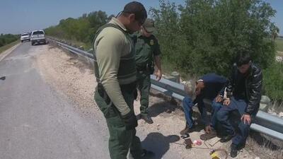 Patrulla Fronteriza se muestra preocupada por el aumento de indocumentados detenidos en la frontera sur de Texas