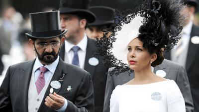 Princesa Haya huye de Dubái a Reino Unido y ahora enfrentará en la corte a su multimillonario marido