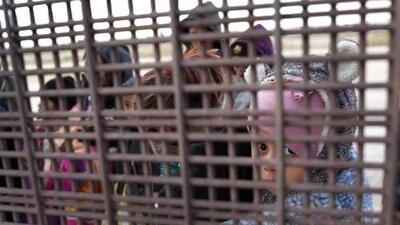 La frontera con México vivió momentos de mayores arrestos de indocumentados: Trump no tiene el récord