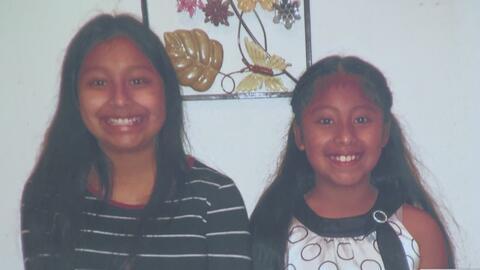 Policía y comunidad se unen para recaudar fondos y ayudar a la familia de dos niñas atropelladas en Los Ángeles