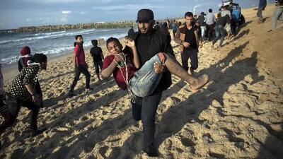 Se recrudece el conflicto en Gaza: ya son 222 muertos entre palestinos e israelíes