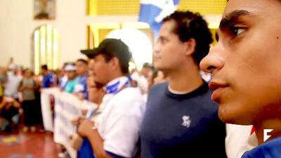Freed prisoners still face repression by police in Nicaragua