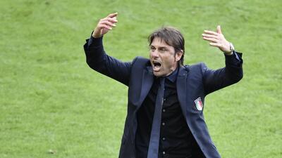 El Inter anunciaría a Conte como nuevo técnico la próxima semana