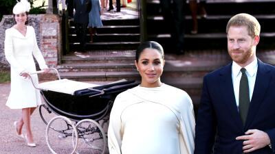 Meghan Markle y el príncipe Harry romperían otra tradición real con esta elección para su bebé