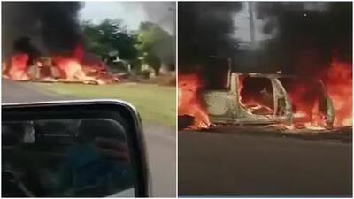 13 policías mexicanos mueren acribillados en una emboscada: acusan al Cártel Jalisco Nueva Generación