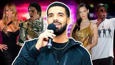 Tras un año de especulaciones, Drake confirma paternidad en nuevo disco
