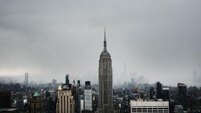 Se esperan cielos nublados y algunas lluvias para la mañana de este martes en Nueva York