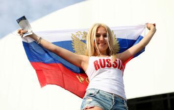 La belleza rusa con la que nos encontraremos en el 2018
