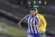 Porto vence al Paços de Ferreira y no tira la toalla por el título