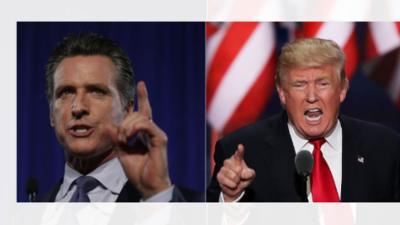 Nuevo ataque de Trump busca ponerle freno a California