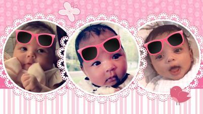 Esta es la rosada (y lujosa) recámara de True Thompson, la bebé de Khloé Kardashian