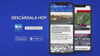 Descarga tu app Univision 40 North Carolina