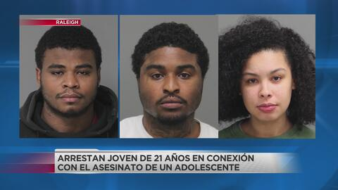 Tres jóvenes tras las rejas acusados de asesinar a adolescente