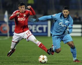 Previa: FC Zenit vs SL Benfica