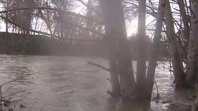Tormenta invernal dejó riesgo de inundaciones y deslaves en Butte, zona que había sido afectada por el incendio Camp