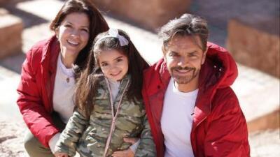 La familia Derbez reaparece en Instagram
