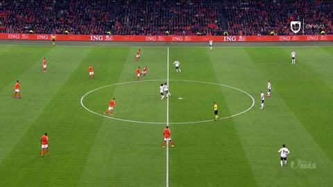 Highlights: Germany at Netherlands on March 24, 2019