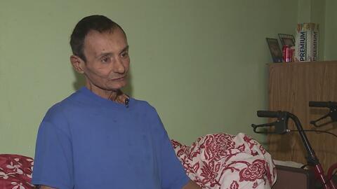 La súplica de un enfermo terminal a la Autoridad de Vivienda de Nueva York para que no lo desaloje