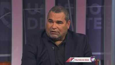 "Domingo con... José Luis Chilavert: ""CR7 es predecible y Messi impredecible"""